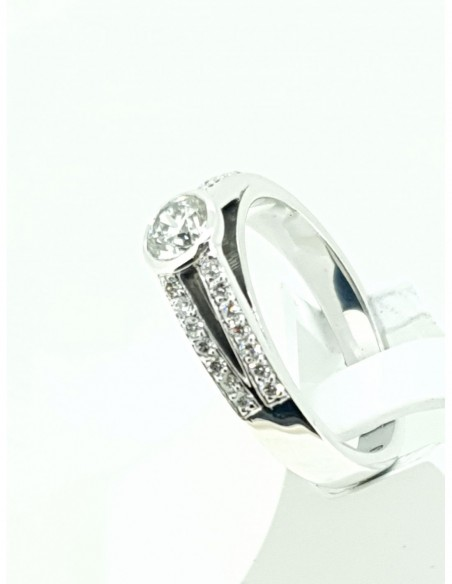 Solitaire diamants